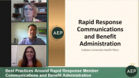 Best Practices Around Rapid Response Member Communications and Benefit Administration icon