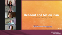 Workshop A & B: Readout and Action Plan
