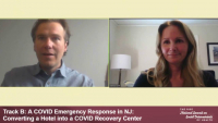 Track B: A COVID Emergency Response in NJ: Converting a Hotel into a COVID Recovery Center, April 1 – May 31, 2020 icon