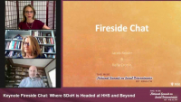Keynote Fireside Chat: Where SDoH is Headed at HHS and Beyond