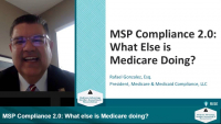 MSP Compliance 2.0: What Else is Medicare Doing?