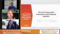 The Art of Successful Interactions with External Auditors