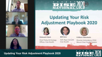 Updating Your Risk Adjustment Playbook 2020 icon