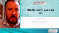 Health Equity Investing 101 icon