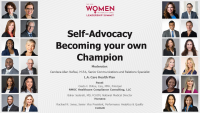 Self-Advocacy – Becoming your own Champion