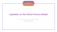 Capitalize on The Direct Primary Model