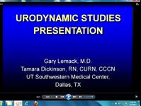 Basic Urodynamics: Urodynamics Studies Presentation