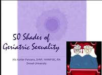 Shades of Gray Beyond 50: Geriatric Sexuality