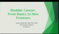 Bladder Cancer: From Basics to New Frontiers