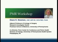 Preconference Workshop: Pelvic Muscle Rehabilitation