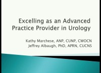 Excelling as an Advanced Practice Provider in Urology