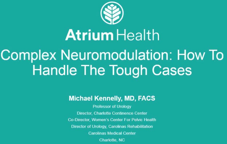 Complex Neuromodulation: How to Handle the Tough Cases