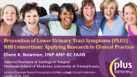 Prevention of Lower Urinary Tract Symptoms (PLUS) NIH Consortium: Applying Research to Clinical Practice