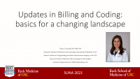 Billing and Coding Basics to Get Through 2021