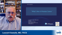 What's New in Prostate Cancer