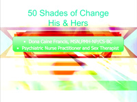 50 Shades of Change: His and Hers