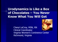 Urodynamics is Like a Box of Chocolates - You Never Know What You Will Get! Complex Urodynamic Case Studies