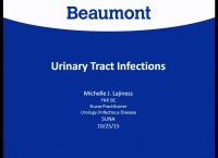 Managing Urinary Tract Infections (UTIs) and Asymptomatic Bacteruria