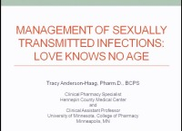 Management of Sexually Transmitted Infections: Love Knows No Age