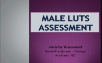 A Little Thing Called a Bladder Diary and LUTS Assessment