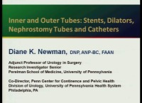 Inner and Outer Tubes: Stents, Dilators, Nephrostomy Tubes, and Catheters