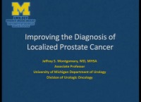 Improving the Diagnosis of Localized Prostate Cancer