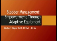 Bladder Management Empowerment through Adaptive Equipment