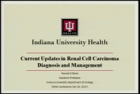 Current Update in Renal Cell Carcinoma Diagnosis and Management