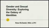 Gender and Sexual Diversity: Exploring the Galaxy Identities