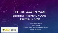 Cultural Awareness and Sensitivity in Healthcare