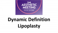 2. Dynamic Definition Lipoplasty: Abs and Beyond - 1.5 CME credits