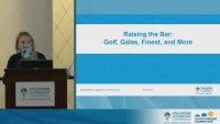 Raise the Bar: Golf, Galas, Finest, and More