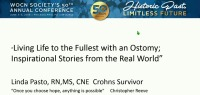 Living Life to the Fullest with an Ostomy: Inspirational Stories from the Real World