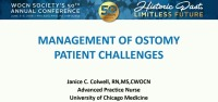 Ostomy Case Presentations: Audience Discussion