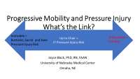 Progressive Mobility and Pressure Injury: What's The Link?
