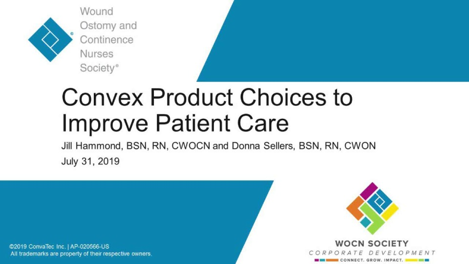 Convex Product Choices to Improve Patient Care