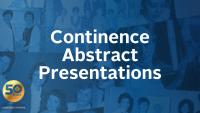 Continence Abstract Presentations