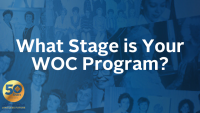 What Stage is Your WOC Program?