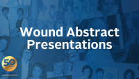 Wound Abstract Presentations