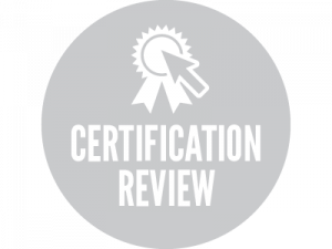 Certification Review Courses