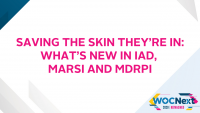 Saving the Skin They're In: What's New in IAD, MARSI and MDRPI