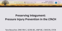Preserving Integument: Pressure Injury Prevention in the LTACH