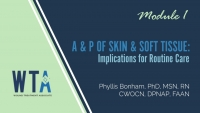 A&P of Skin and Soft Tissue: Implications for Routine Care