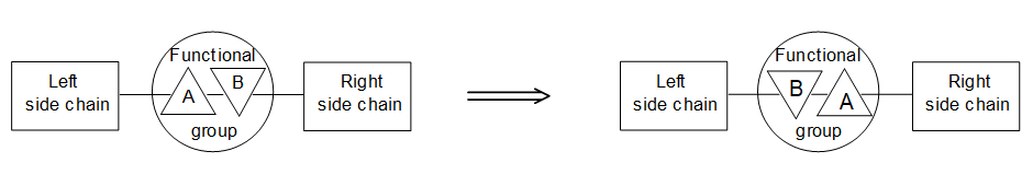 Figure 1. Basic concept of functional group inversion