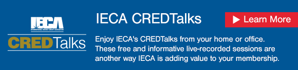 IECA Cred Talks