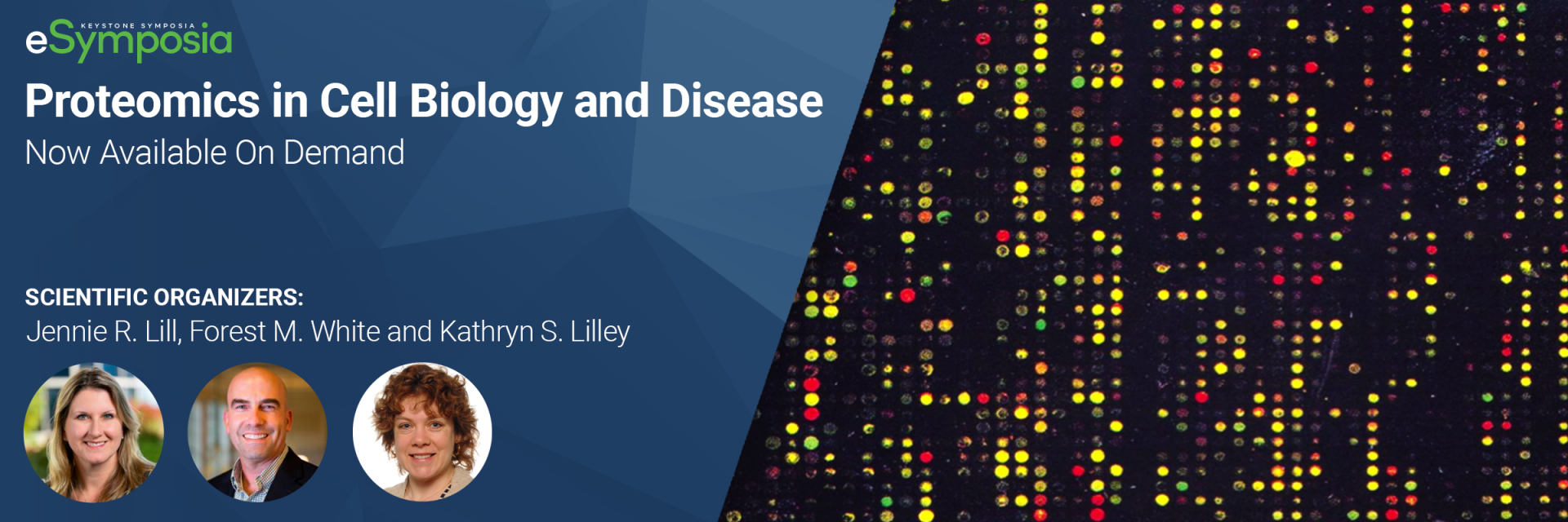 Proteomics in Cell Biology and Disease