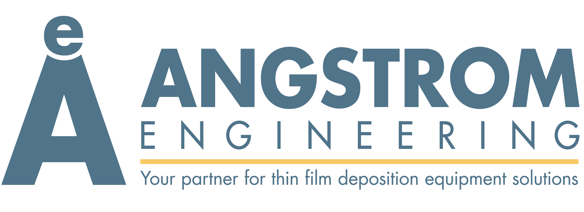 Angstrom Engineering logo, links to Angstrom website