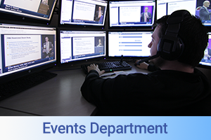 Events Department